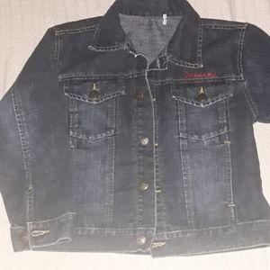 Mickey Mouse Jean jacket